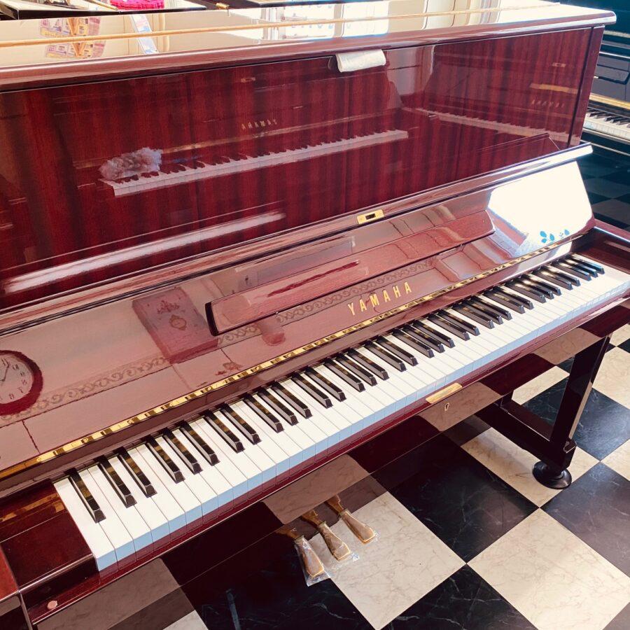 ヤマハリニューアルピアノ<br>W108B